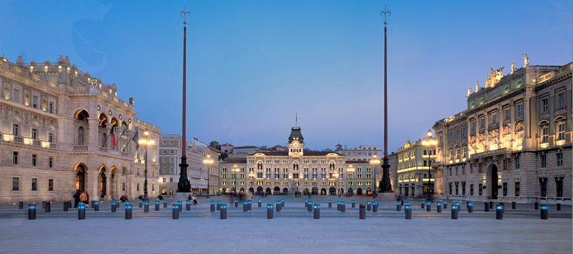 Trieste-Piazza Unità
