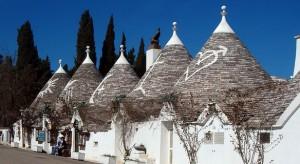 Italy Tour Puglia trulli